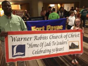 Warner Robins church of Christ